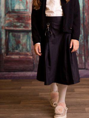 חצאית תלבושת פליסה | מחזיק מפתחות