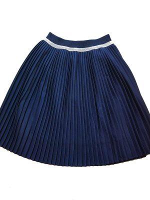 חצאית תלבושת פליסה
