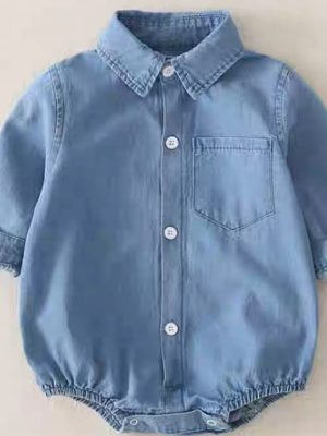 ג'ינס בייבי בנים | כחול