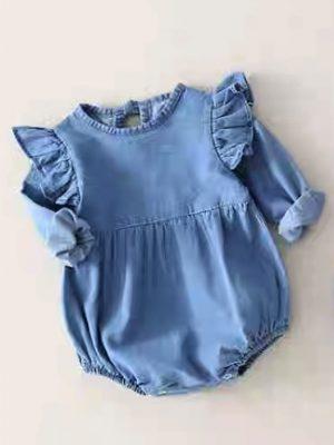 ג'ינס בייבי בנות | כחול
