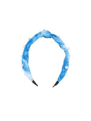 קשת קשר פנינים-כחול