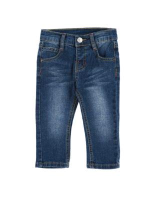 מכנס בנים ג'ינס ארוך|כחול