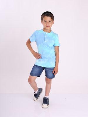 חולצת בנים טאי דאי | פסטל