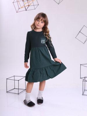 שמלת ריב דניאלה ן ירוק